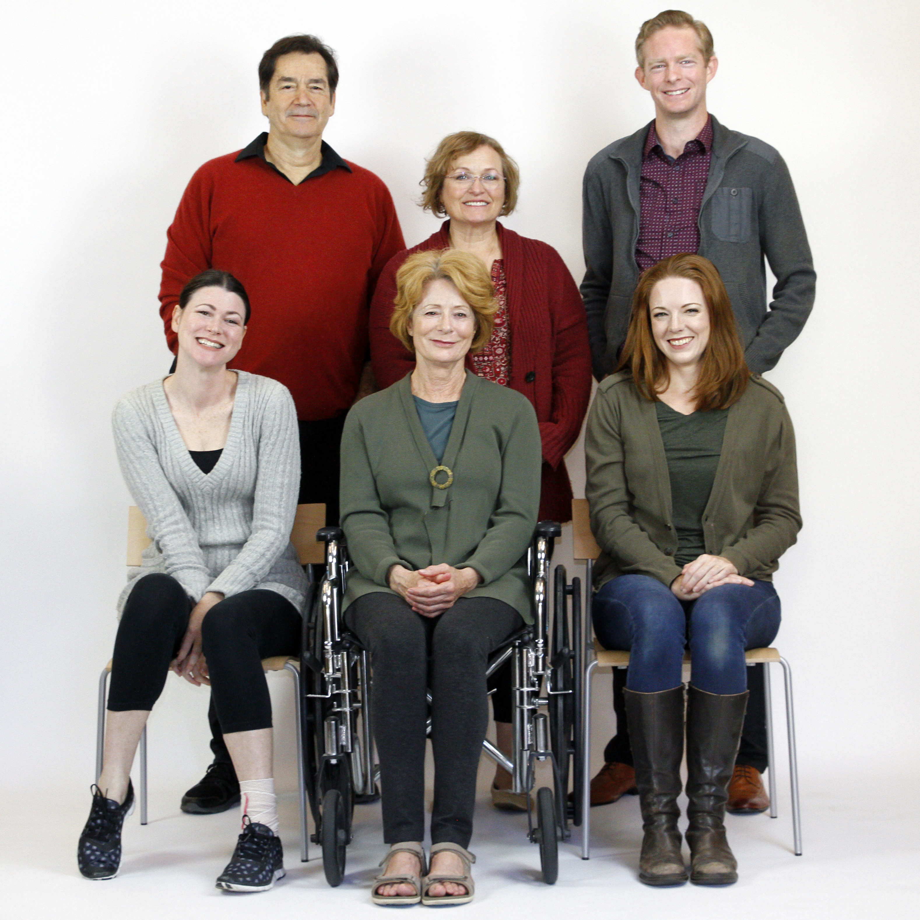 The Humans Cast 2