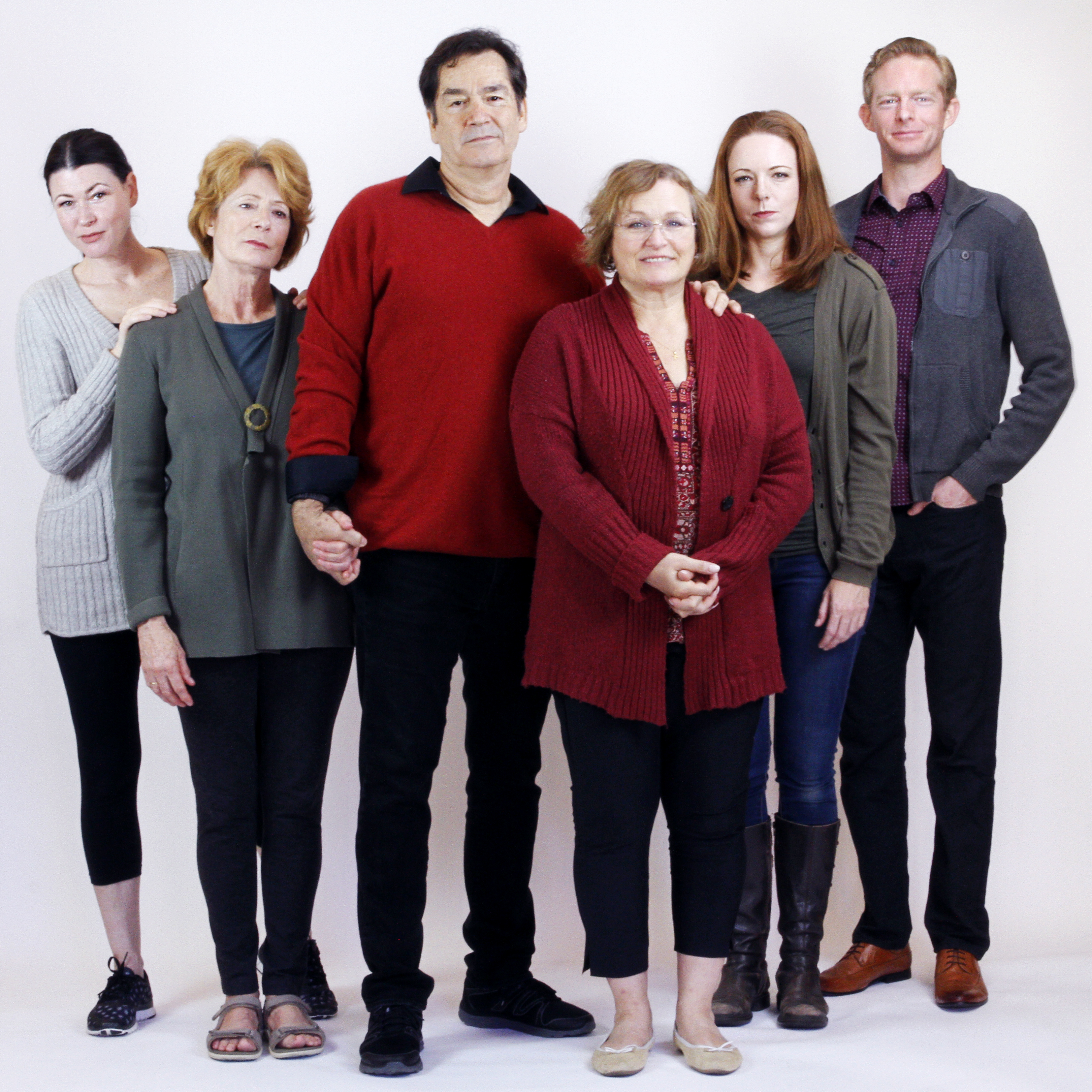The Humans Cast 3